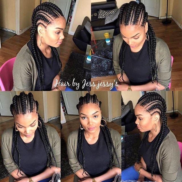 Instagram media by jess_jessy.s - Tresses collées par mes soins méthode #cornrow  avec 2 paquets de Meches xpression #hairextension #braids #braid #braidgang #hair #hairstyle #haidresser #cleanhaircut #cleanhair #black #blackhair #blackisbeautiful #blackisbeauty