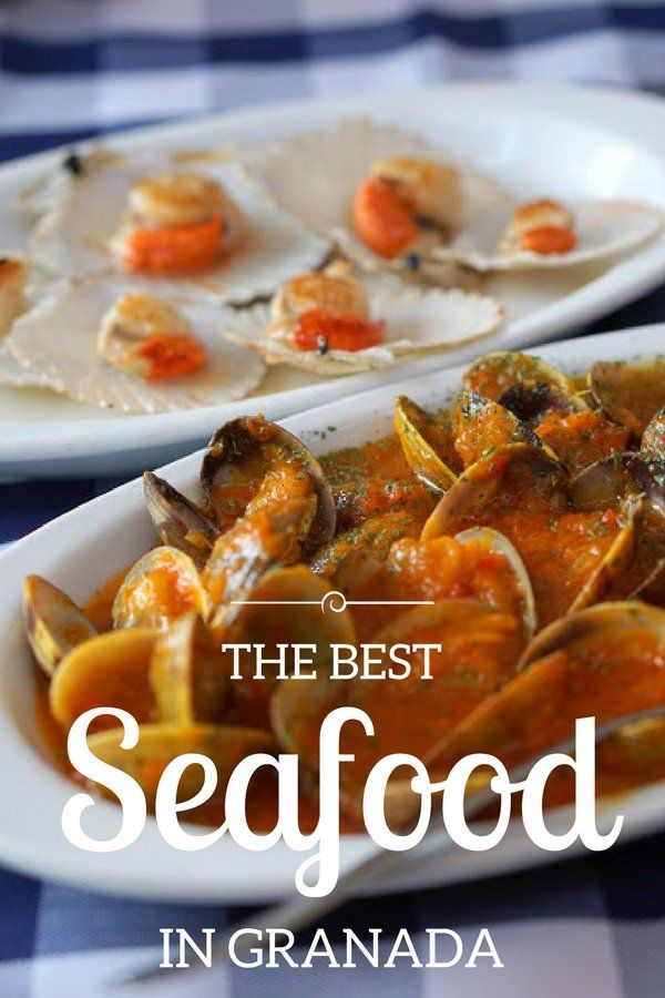 You'll Be Amazed By the Delicious Fresh Fish at These Restaurants With the Best Seafood in Granada