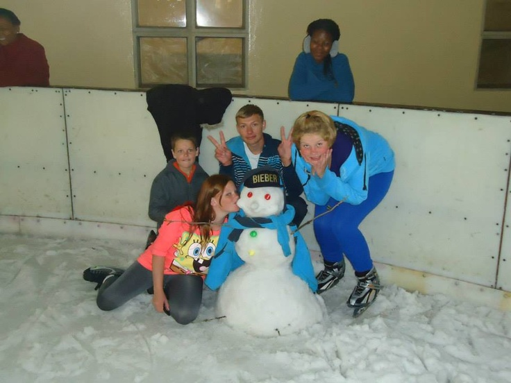 Ice Man Build Competition 25 May 2013