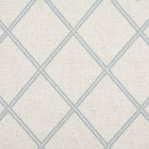 Lorenzo Spearmint 52% Cott/16% Lin/16% Visc/16% Poly 140cm (useable 130cm) 17cm Embroidered
