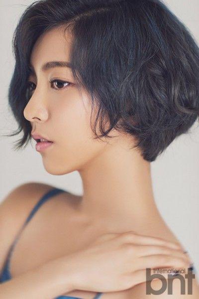 f(x) Luna - short hair done right