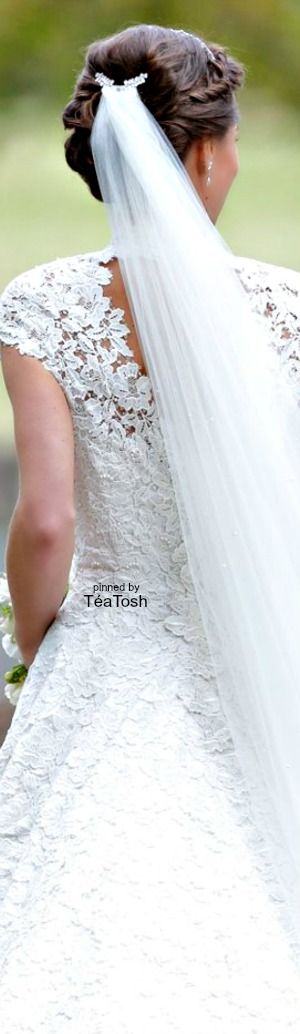 ❇Téa Tosh❇ Pippa Middleton's Stunning Wedding Day