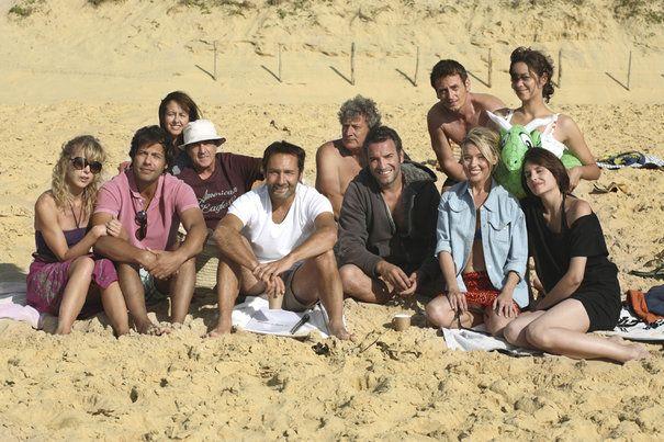 Les petits mouchoirs  (François CLuzet, Jean Dujardin, Marion Cotillard, Anne Marivin, Gilles Lellouche ...)