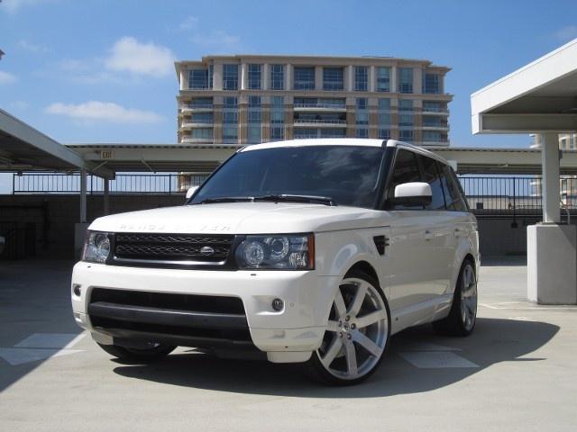 2010 Range Rover Sport SC