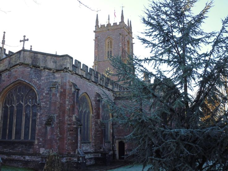 St. Peter's Church - Tiverton, mid-#Devon UK #travel