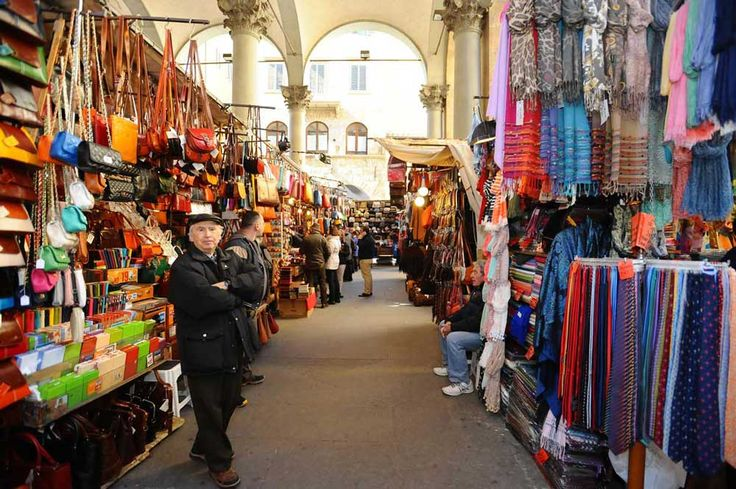 Mercato del porcellino, this market in the centre of town, has had many faces over the centuries, being first created in the Renaissance as a silk and gold market while later it became known as the straw market