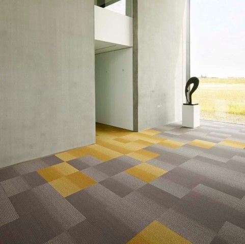 Moderne look - De Kantoorinrichter voor uw tapijtontwerp!