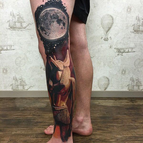 Egípcio Tatuagens Que Estão em Negrito e Feroz - Fotos Tatuagens #tattoo #tattoos #tattooed #inked #tats #ink #tatoo #tat #tattooart #tattooartwork #tattoodesign #tattooartist