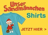 Where to buy Sandman stuff:    rbb shop Berlin  Kaiserdamm 80/81   14057 Berlin   Monday to Friday:   10.00 - 14.00   14.30 - 17.00  Saturday:   10.00 - 15.00    Subway:   U2 to station Theodor-Heuss-Platz    On the right side next to the hotel at the studio is the rbb shop   S-Bahn:  S41, S42 to Messe Nord / ICC output direction subway station Kaiserdamm   run from the Rognitzstraße left into Kaiserdamm to Theodor-Heuss-Platz.   On the left next to the hotel at the studio is the rbb…