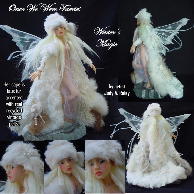 Another Winter Fairy
