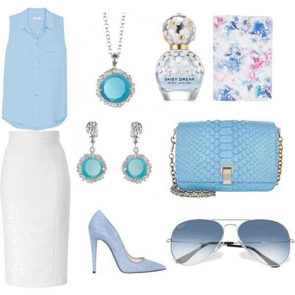 """Office look with Sunflower"" by mounirjewellery on Polyvore"