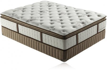 Full Stearns And Foster Estate Twila Luxury Plush Euro Pillow Top Mattress by Stearns And Foster Mattresses. $1497.60