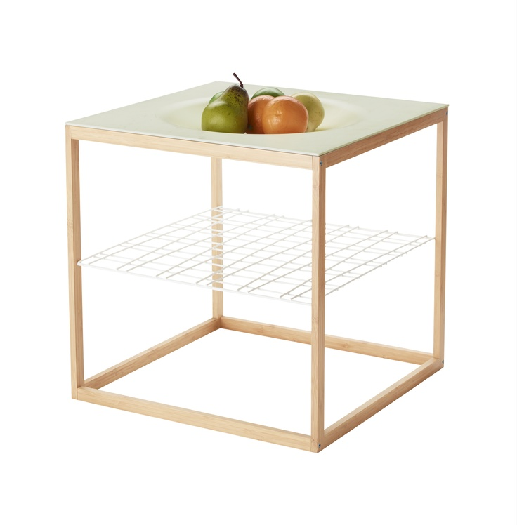 PIN it to WIN it - IKEA PS 2012 Side table, white, bamboo - All the terms and conditions are here: http://on.fb.me/PINittoWINit - All other items in the IKEA UK 'PIN it to WIN it' promotion can be found here: http://pinterest.com/IKEAUK/pin-it-to-win-it/ - HAPPY PINNING! (normal price: £30)