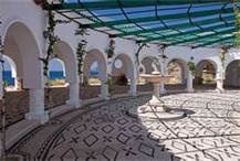 Kallithea Springs in Rhodes, Greece