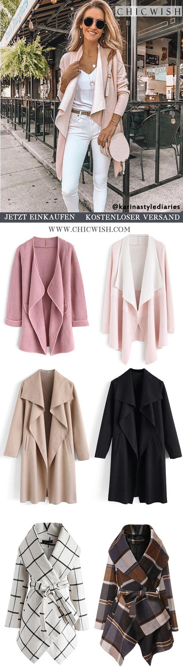 Chicwish jackets