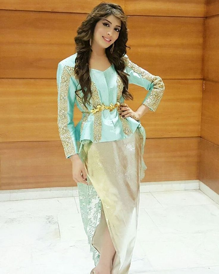 Algérienne dress #Karakou