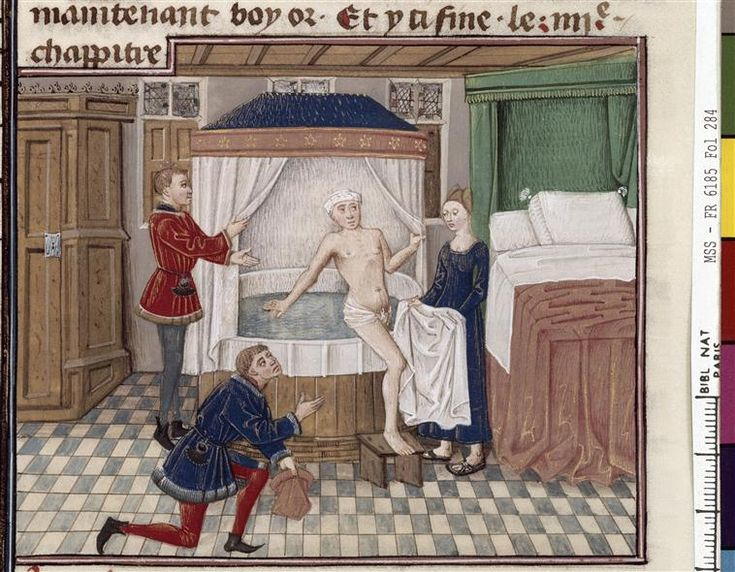 Hypsaeus sollicitant l'aide de Pompée Maître de l'Alexandre-Wauquelin (15e siècle) ,  enlu