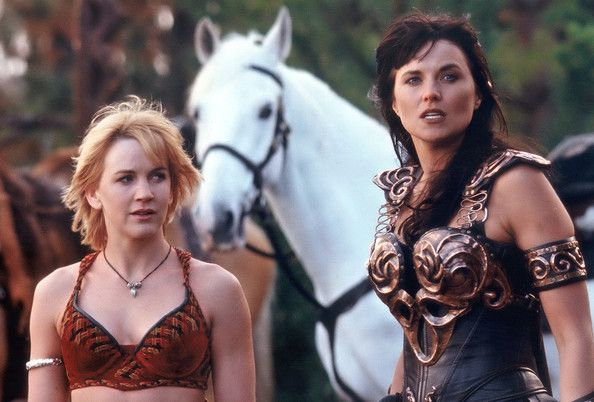 8 TV Spin-Offs That Are Better Than the Originals Miss Xena