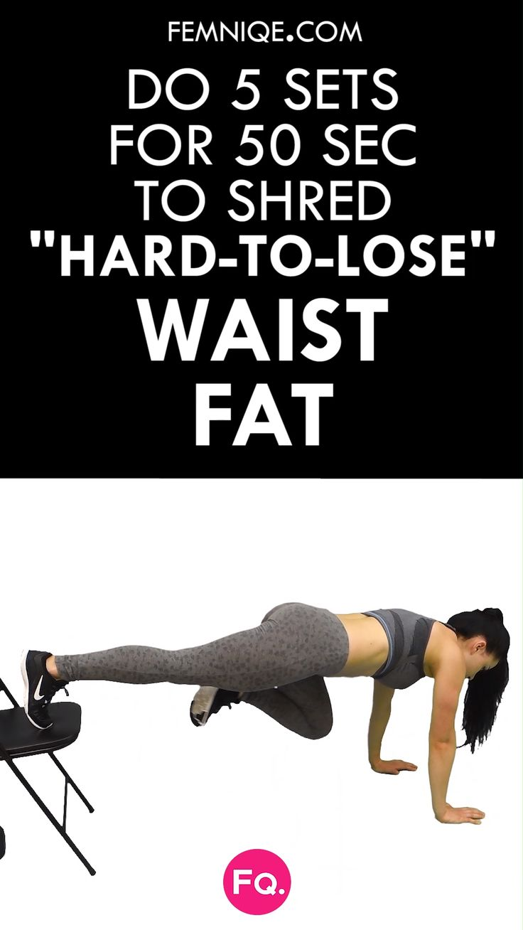 Waist Shaping Exercises: 11 Minute Workout To Lose Waist & Belly Fat