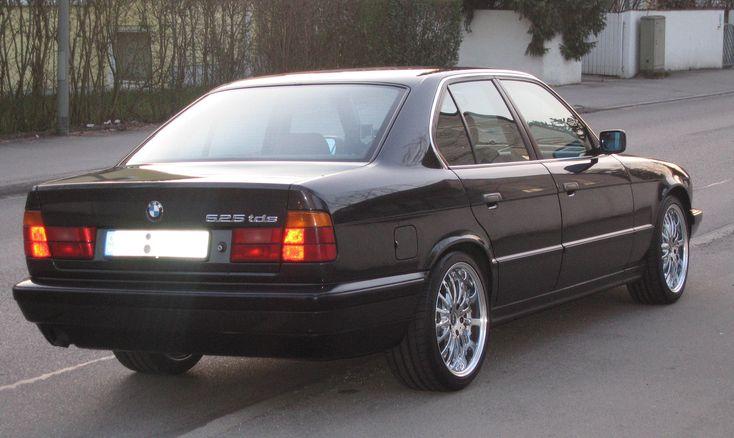 E34 525tds