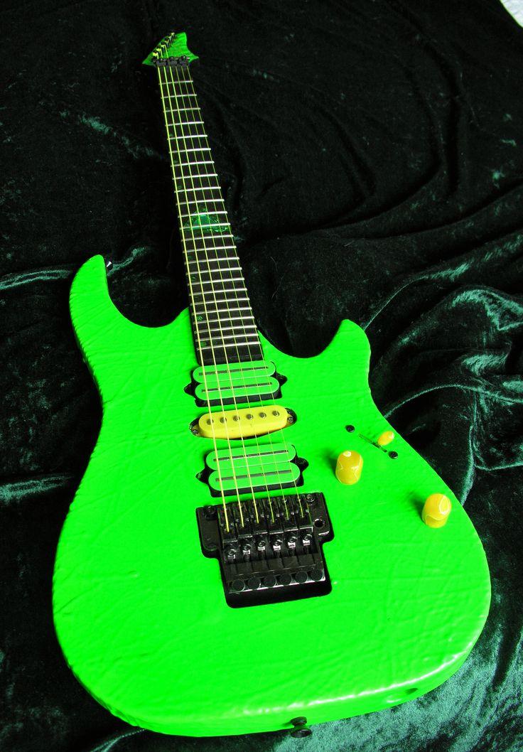 ibanez rg neon green ibanez guitars heavy metal guitar music guitar guitar lessons. Black Bedroom Furniture Sets. Home Design Ideas