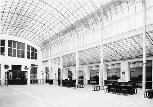Otto wagner the post office savings bank vienna 1906 favorite architects and designers - Internet banking post office ...