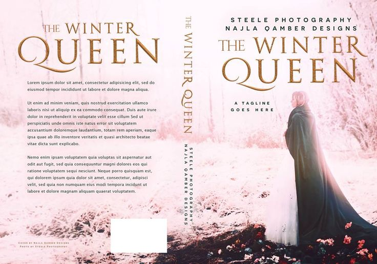 128 best nqdsold premade book covers images on pinterest premade exclusive premade the winter queen photo by steele photography cover design by najla qamber fandeluxe Image collections