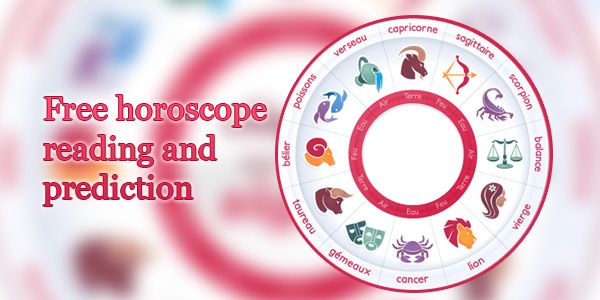 Get free online horoscope reading and prediction according to your date of birth for marriage with astrology service free horoscope reading and prediction.