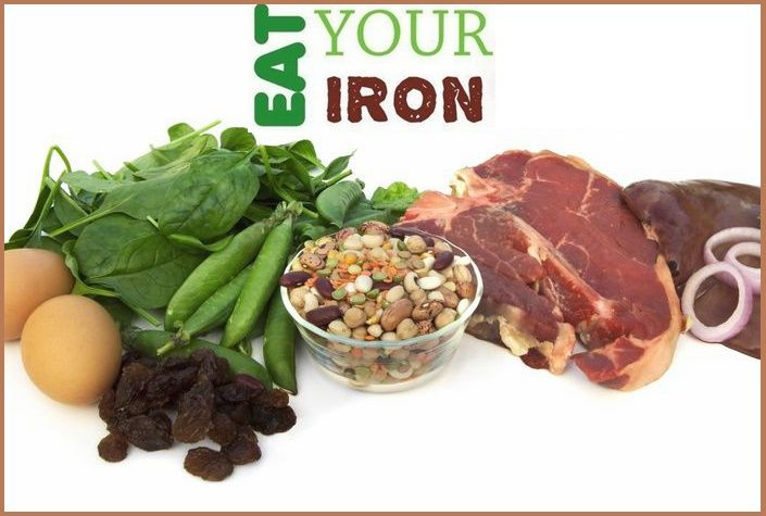 Best Foods For Iron: Foods Packed With Iron