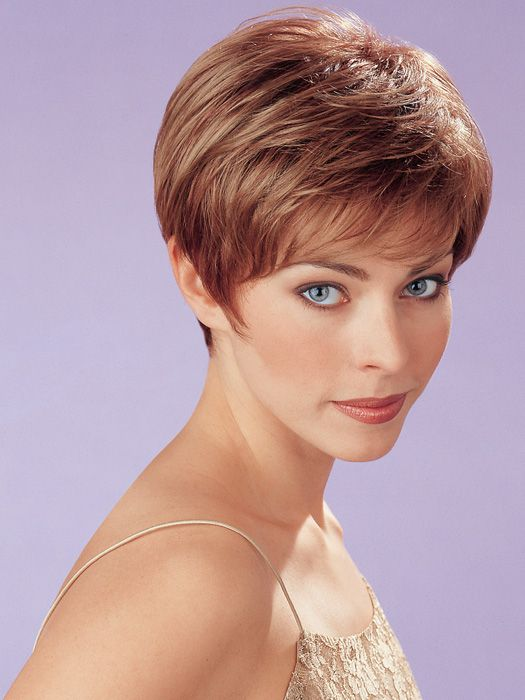 Henry Margu Annette Wig | Short Traditional Wedge cut | Wigs.com - The Wig Experts™