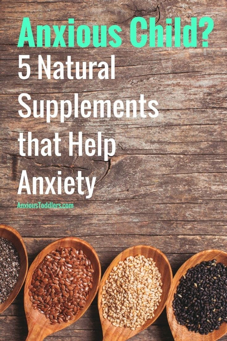 Does your child have anxiety? There are many natural supplement for anxiety. A Health and Holistic Expert names the 5 best supplements for anxiety.
