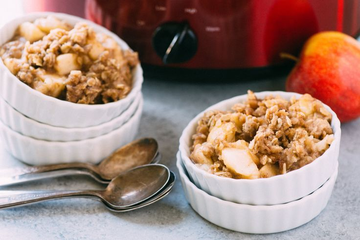 Recipe: Slow-Cooker Apple Crisp — Recipes from The Kitchn