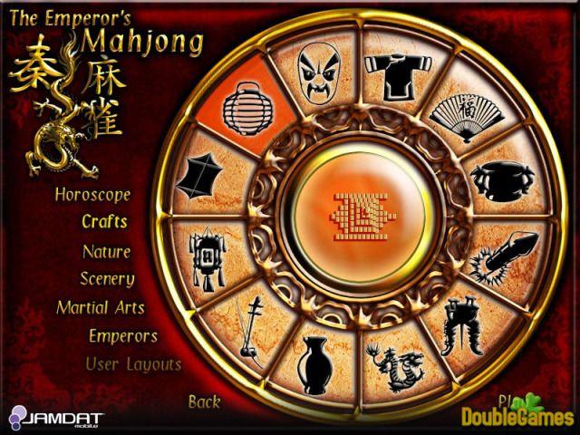 Eprouver un jeu ancien dans une nouvelle façon entière. Mahjong est un deux casse-tête Chinois de mille ans et un des la plupart des jeux populaires du monde. L'objectif est simple mais charmant; les séries d'allumette de carreaux ensemble pour l...