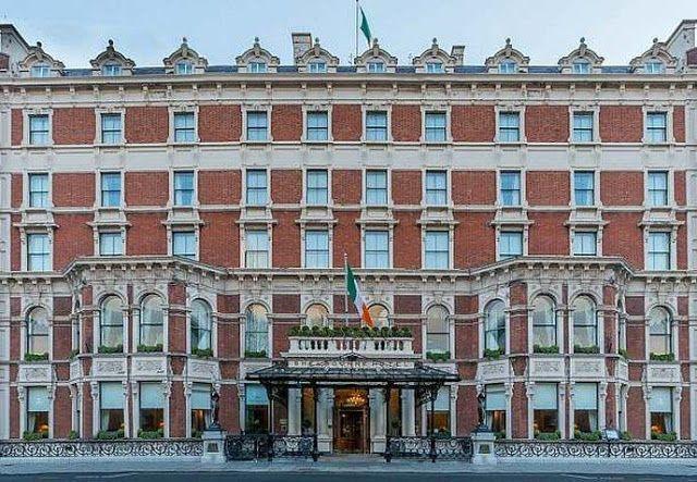 TRAVEL The Shelbourne Hotel, Dublin //