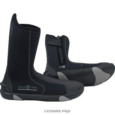 0a3a635a2739 Boots Booties 114234  Aqua Lung Men S 6.5Mm Safe Sole Ergo Boots ...