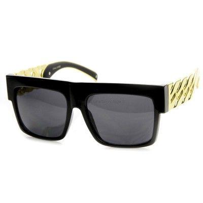 Lunettes de soleil Bling Cette paire de lunettes est adorée et portée par de nombreuses célébrités (Kim Kardashian, Carl Cox, Beyonce, Will.i.am, Lil Wayne...) ! $20