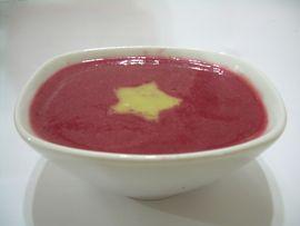 "Sopa depurativa ""antioxidante extrema"" en HazteVegetariano.com"
