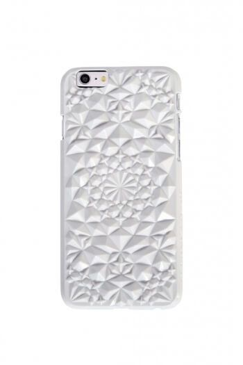 Kaleidoscope iPhone 6 Case in Gloss White by Felony Case