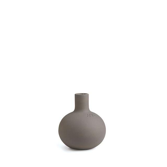Grey Candlestick, mini