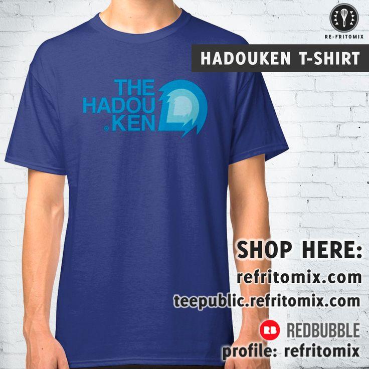 HADOUKEN!! available on:  Redbubble profile: refritomix Teepublic profile: refritomix latostadora profile: refritomix society6 profile: re-fritomix  #hadouken #street #fighter #streetfighterII #ryu #ken