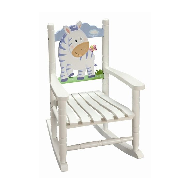 Teamson Safari Rocking Chair-Zebra (W-8340A) This rocking chair comes with a hand painted zebra with a friendly smile. If youd prefer a giraffe then we have one of those in the range too. About Teamson: US based designers and manufacturers of Nu http://www.MightGet.com/march-2017-1/teamson-safari-rocking-chair-zebra-w-8340a-.asp