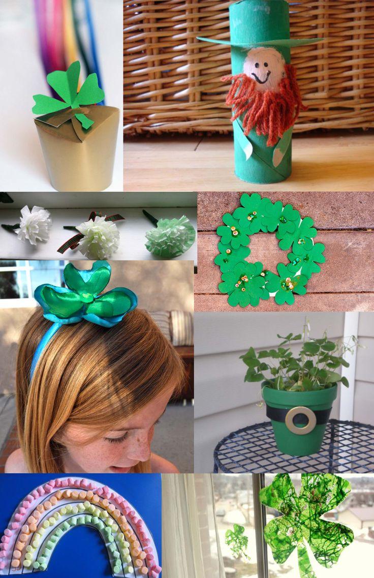 10 St. Patrick's Day Crafts That Sham-rock