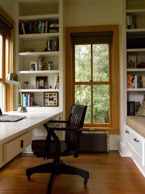 Home office - bosworth hodemaker