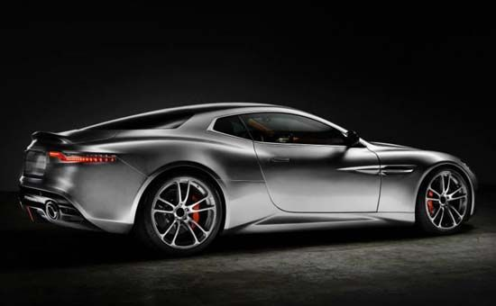 Aston Martin Thunderbolt Concept by Henrik Fisker #AstonMartin #Thunderbolt #HenrikFisker