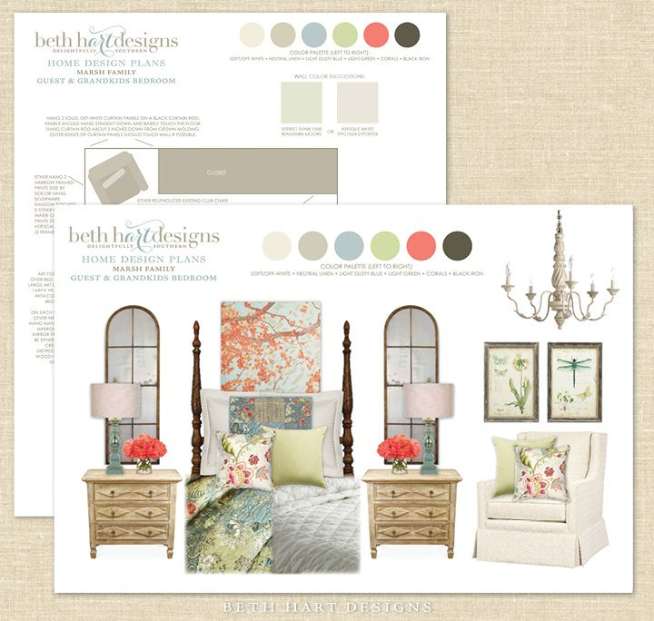 Beth Hart Designs Is The Home For Delightfully Southern Home Interiors And  Paper Design. Beth Hart Is A Graphic Designer From Nashville, Tennessee  With A ...