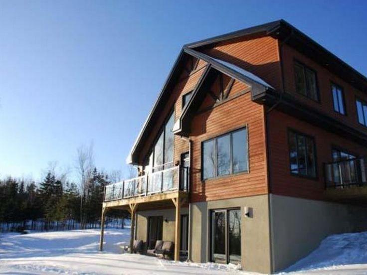 Villa du Massif à Petite-Rivière-Saint-François, Charlevoix #chalet #charlevoix