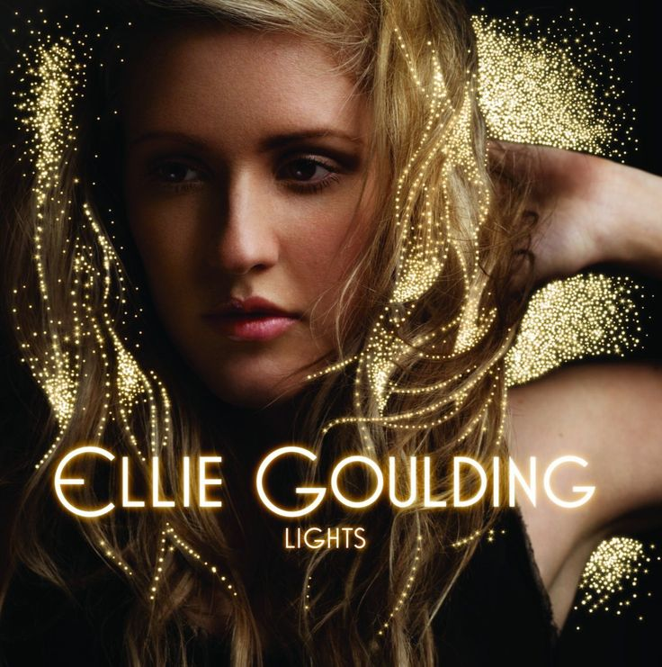 Ellie Goulding Lights on Import Vinyl LP It shouldn't surprise any Ellie Goulding fan to know that the British songstress wrote music for the likes of Gabriella Cilmi and Diana Vickers before issuing