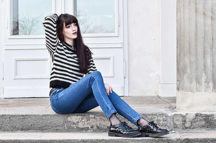 Milkwoman style #modino_sk #modino_style #milkwoman #outfit #casual #jeans #style