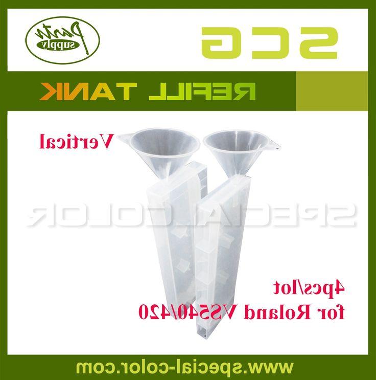 29.00$  Buy now - https://alitems.com/g/1e8d114494b01f4c715516525dc3e8/?i=5&ulp=https%3A%2F%2Fwww.aliexpress.com%2Fitem%2F4pcs-pack-300ml-Roland-VS420-540-Empty-Ink-Cartridge-with-Funnel-DX7-solvent-printhead-printer-refill%2F32659120562.html - 4pcs/pack 300ml Roland VS420/540 Vertical Empty Ink Cartridge with Funnel (DX7 solvent printhead printer refill cartridge)