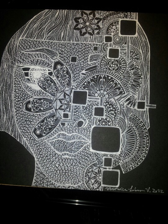 Otro dibujo de @acinorevzepol hecho anoche